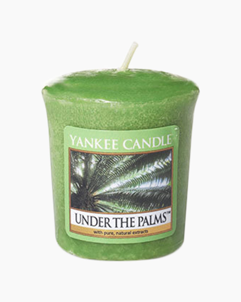 Yankee Candle Under the Palms Samplers Votive Candle