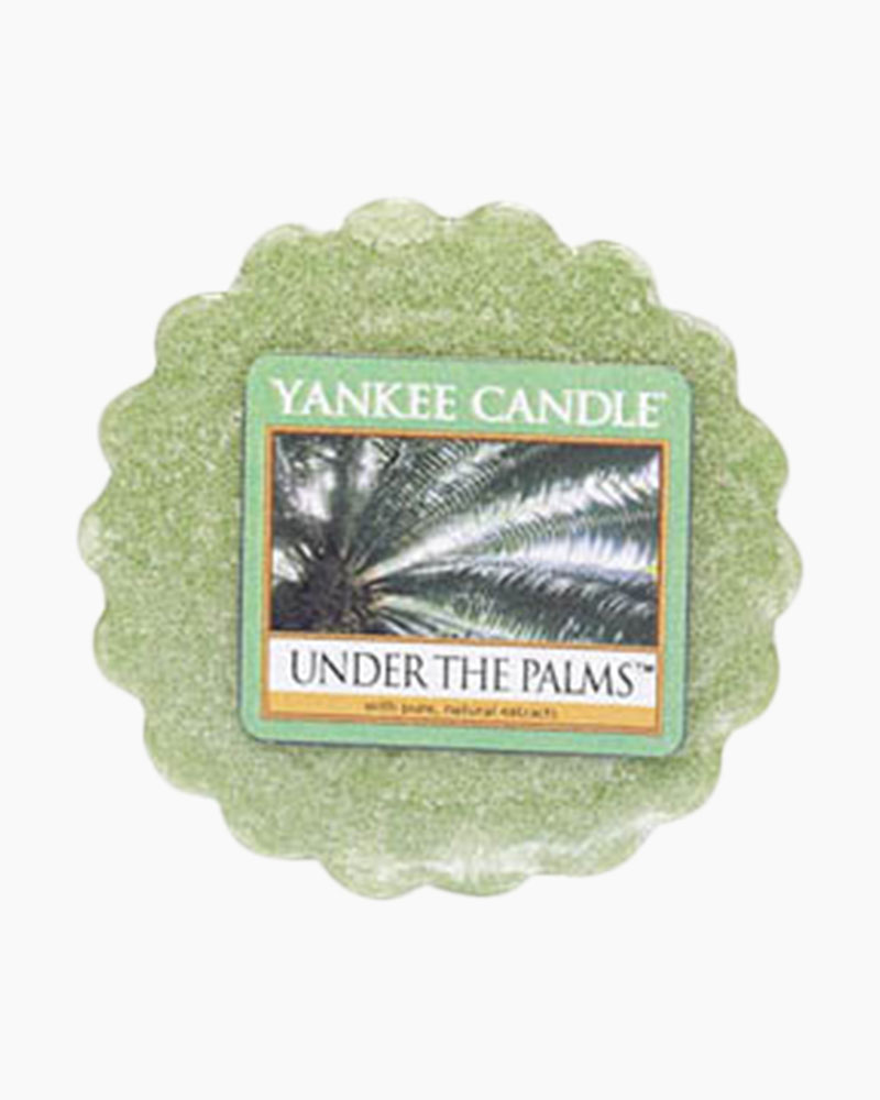 Yankee Candle Under the Palms Tarts Wax Melt