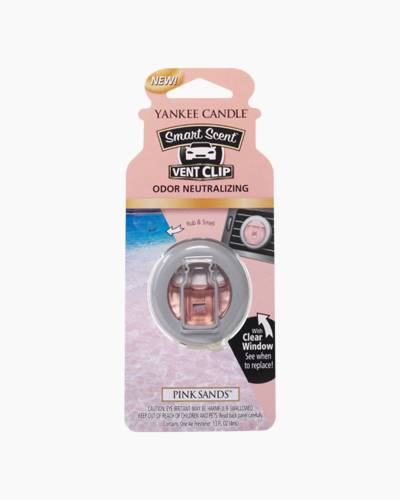 Pink Sands Smart Scent Vent Clips