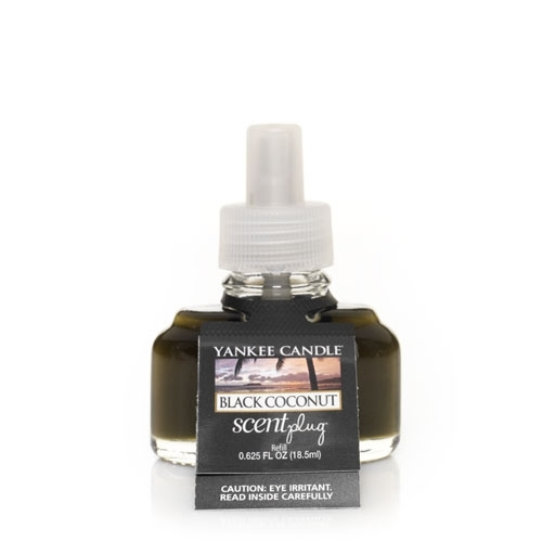 Yankee Candle Black Coconut ScentPlug Refill