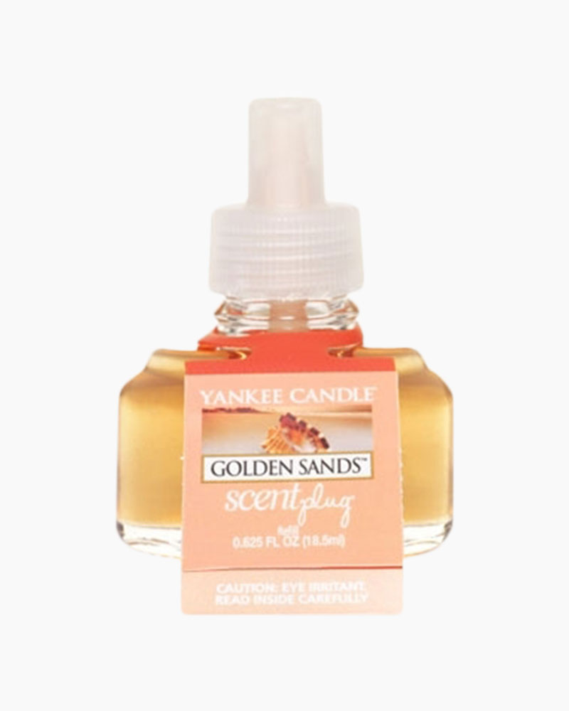 Yankee Candle Golden Sands ScentPlug Refill