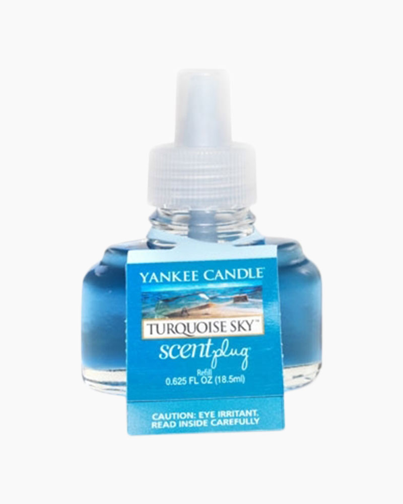 Yankee Candle Turquoise Sky ScentPlug Refill