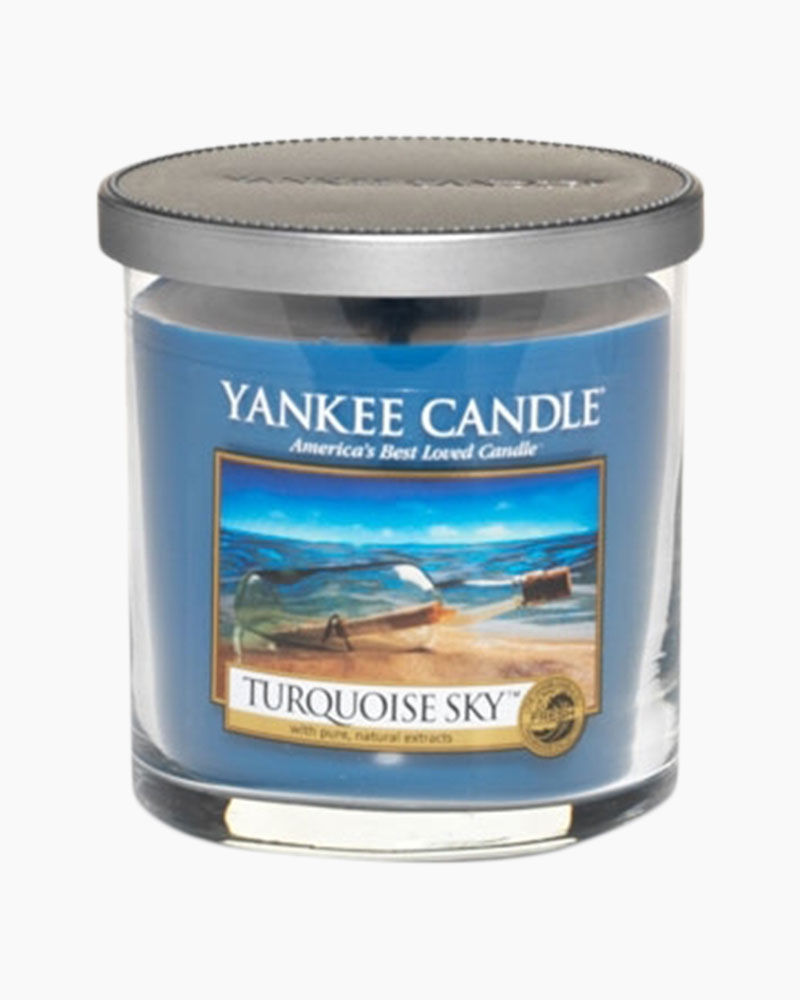 Yankee Candle Turquoise Sky Regular Tumbler Candle