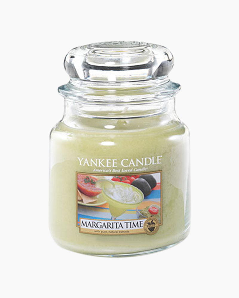 Yankee Candle Margarita Time Medium Jar Candle