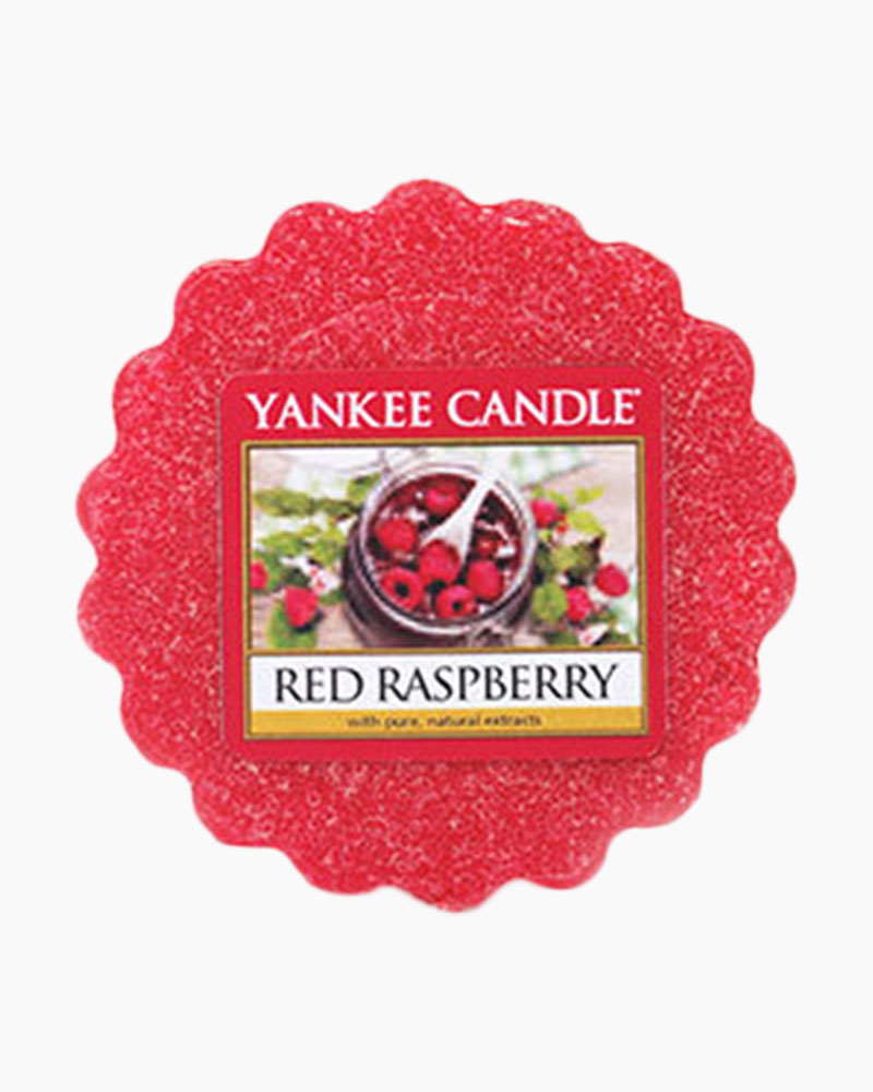 Yankee Candle Red Raspberry Tarts Wax Melts