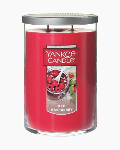 Red Raspberry Large 2-Wick Tumbler Candle