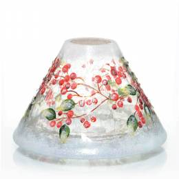 Yankee Candle Snowberry Crackle Candle Accessories