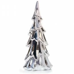 Yankee Candle Silver Tree Tea Light Holder