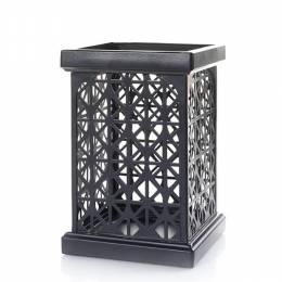 Yankee Candle Black Pattern Jar Holder