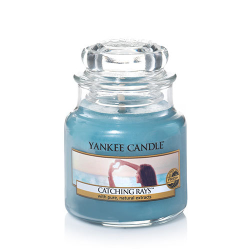 Yankee Candle Catching Rays Small Jar Candle