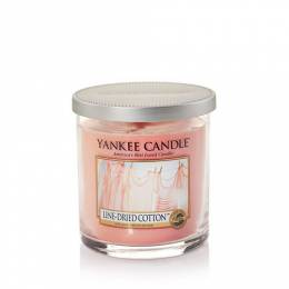 Yankee Candle Line-Dried Cotton Regular Tumbler Candle