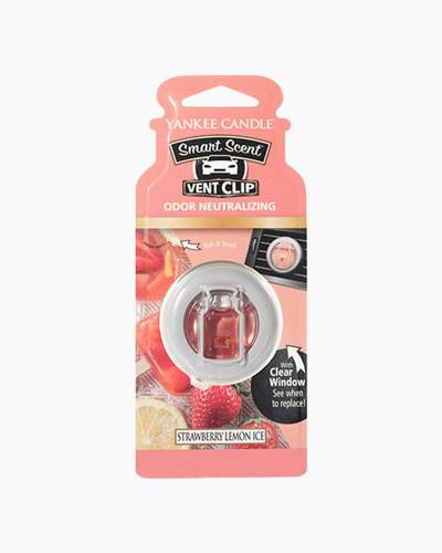Strawberry Lemon Ice Smart Scent Vent Clips