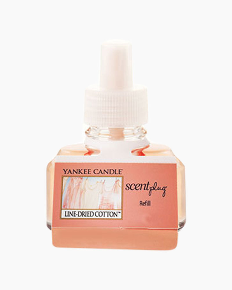 Yankee Candle Line-Dried Cotton ScentPlug Refill