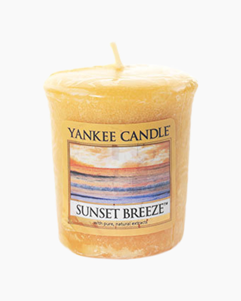 Yankee Candle Sunset Breeze Samplers Votive Candle