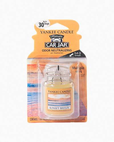 Sunset Breeze Car Jar Ultimate Air Freshener