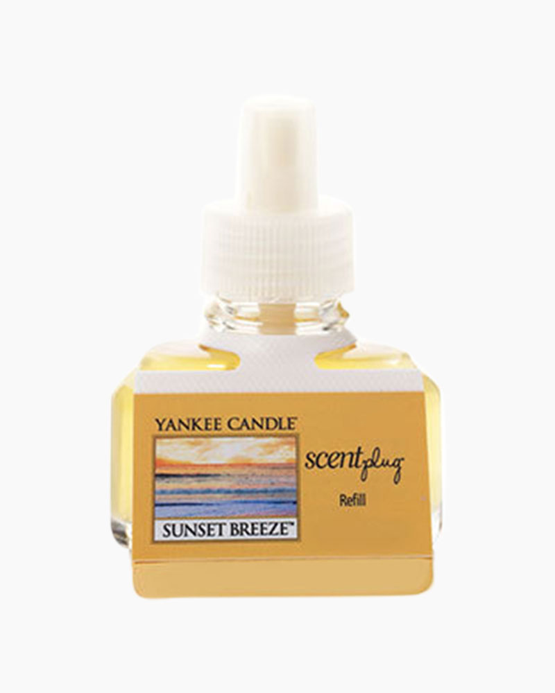 Yankee Candle Sunset Breeze ScentPlug Refill
