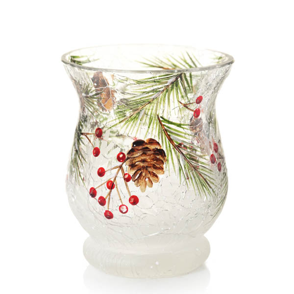 Yankee Candle First Frost Votive Candle Holder