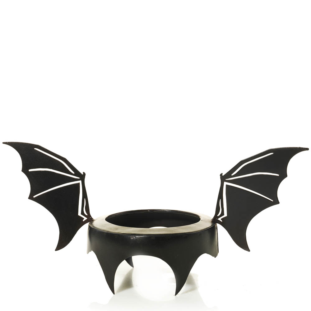 Yankee Candle Fanged Bat Wings Jar Candle Topper