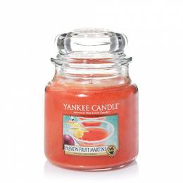 Yankee Candle Passion Fruit Martini Medium Jar Candle