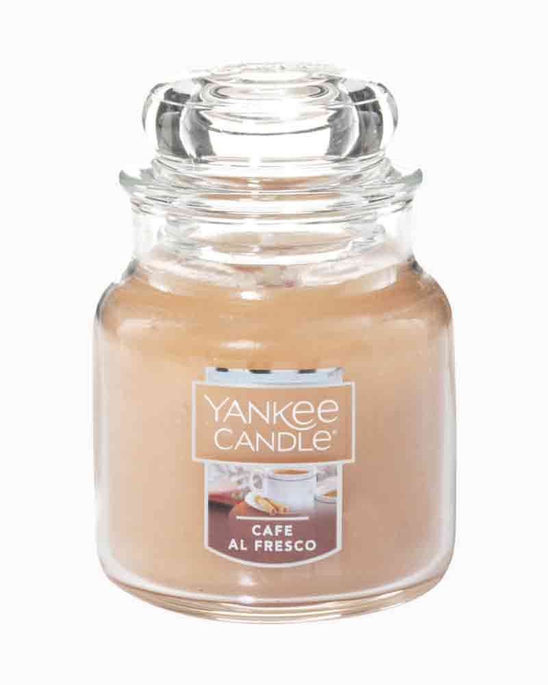 Yankee Candle Cafe al Fresco Small Jar Candle