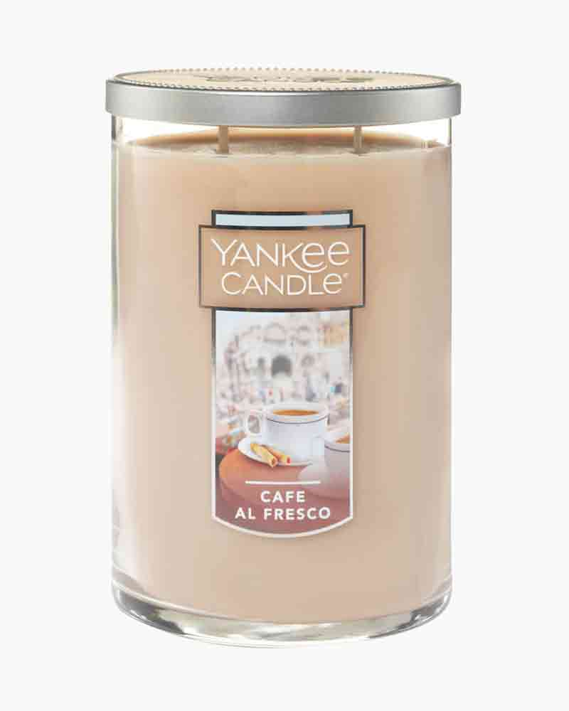 Yankee Candle Cafe al Fresco Large 2-Wick Tumbler Candle