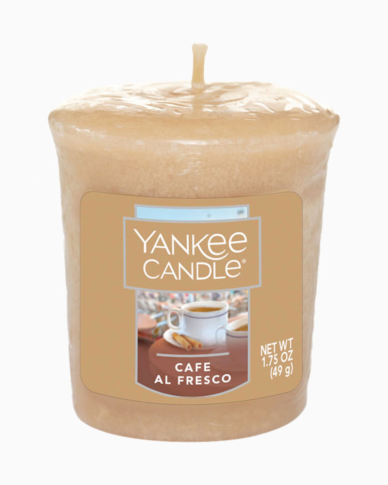 Yankee Candle Cafe al Fresco Samplers Votive Candle