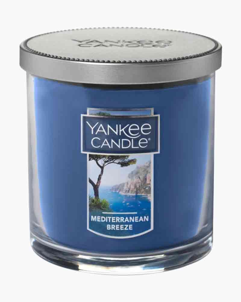 Yankee Candle Mediterranean Breeze Regular Tumbler Candle