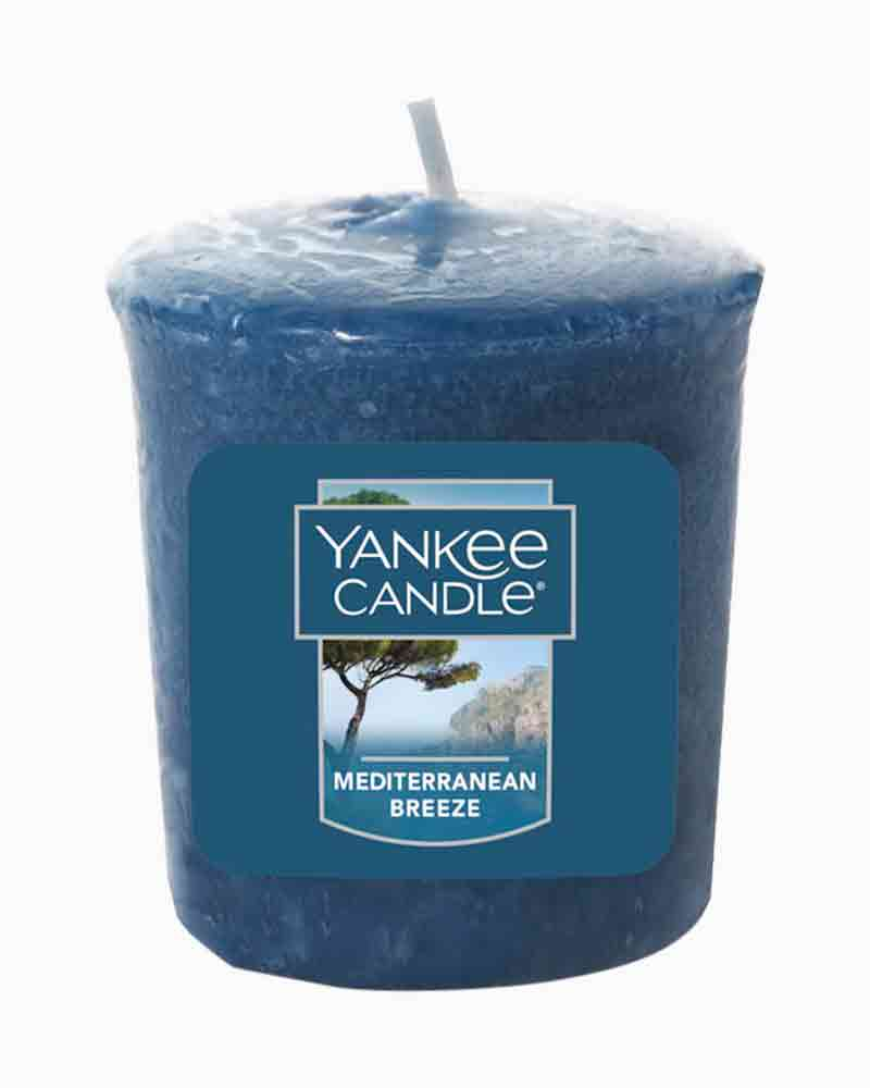 Yankee Candle Mediterranean Breeze Samplers Votive Candle