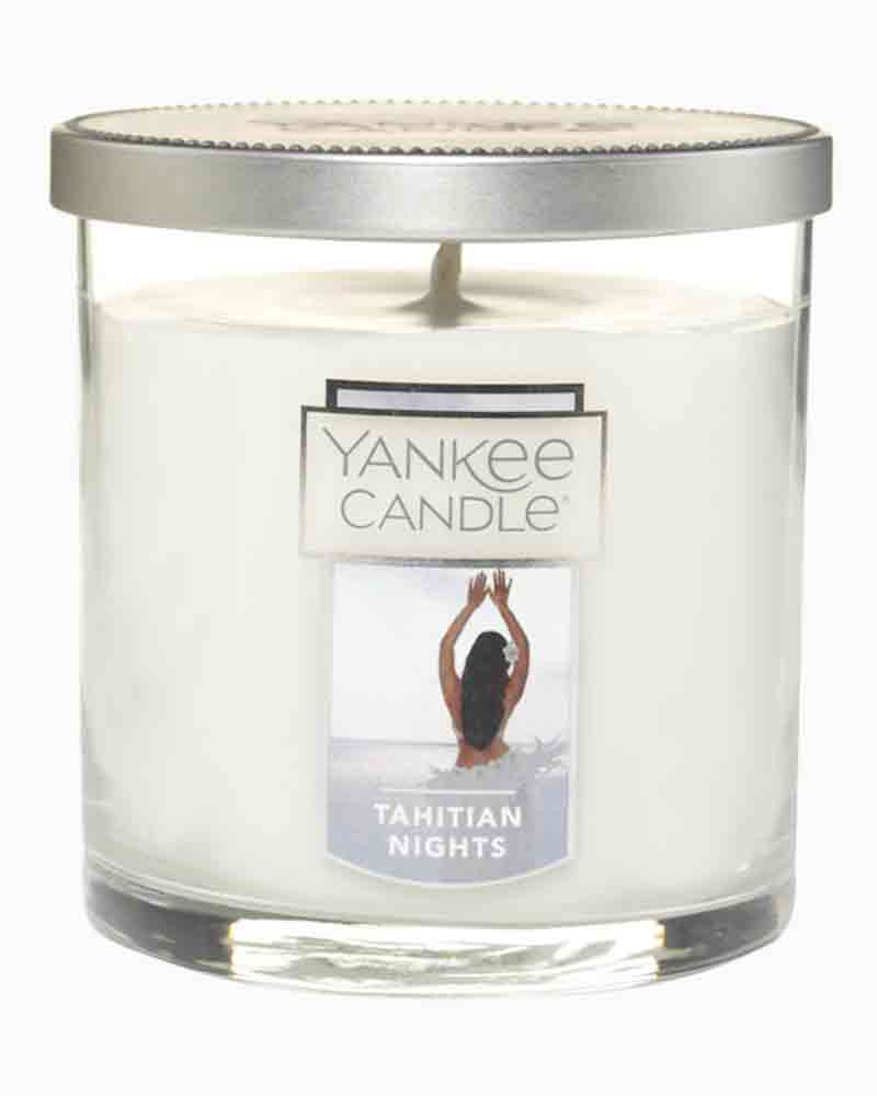 Yankee Candle Tahitian Nights Scented Regular Tumbler Candle