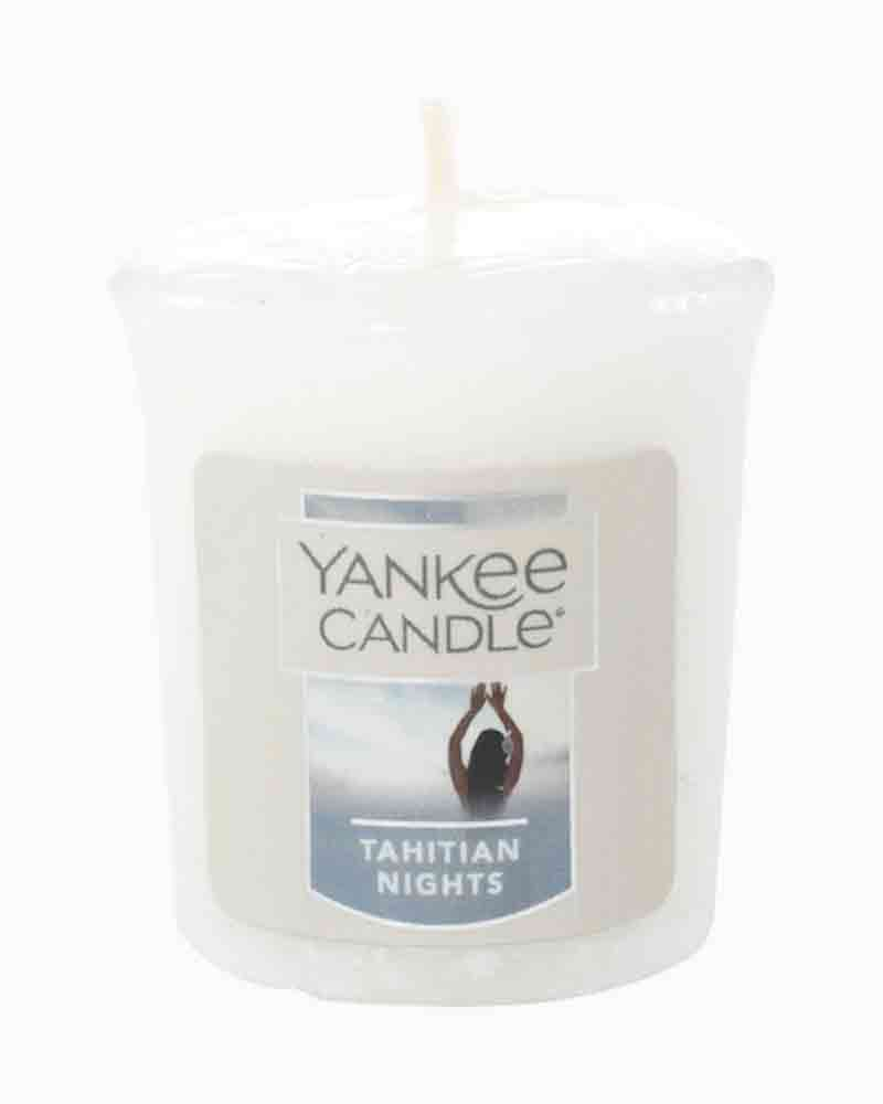Yankee Candle Tahitian Nights Scented Samplers Votive Candle