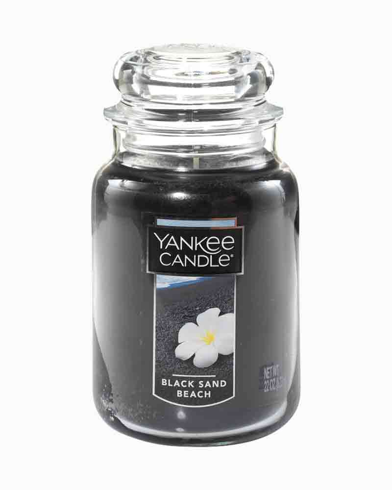 Yankee Candle Black Sand Beach Large Jar Candle