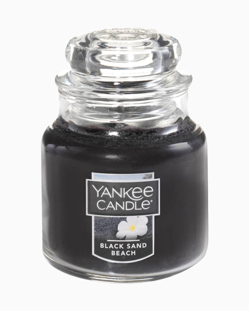 Yankee Candle Black Sand Beach Small Jar Candle