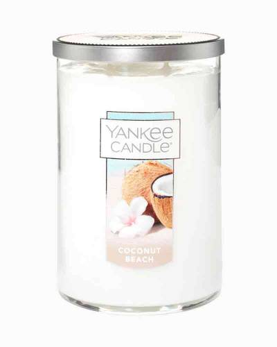 Coconut Beach Large 2-Wick Tumbler Candle