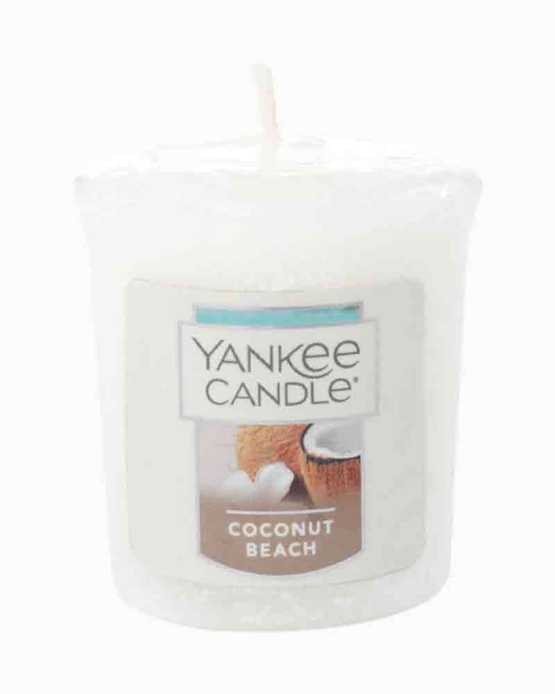 Yankee Candle Coconut Beach Samplers Votive Candle