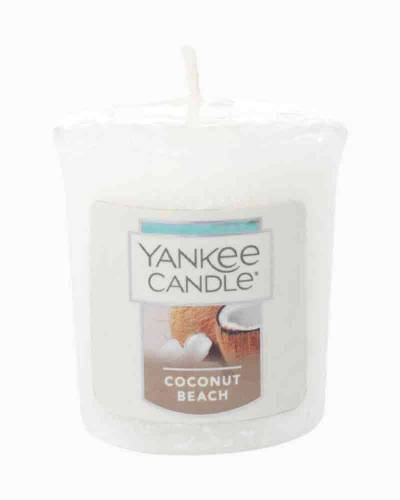 Coconut Beach Samplers Votive Candle