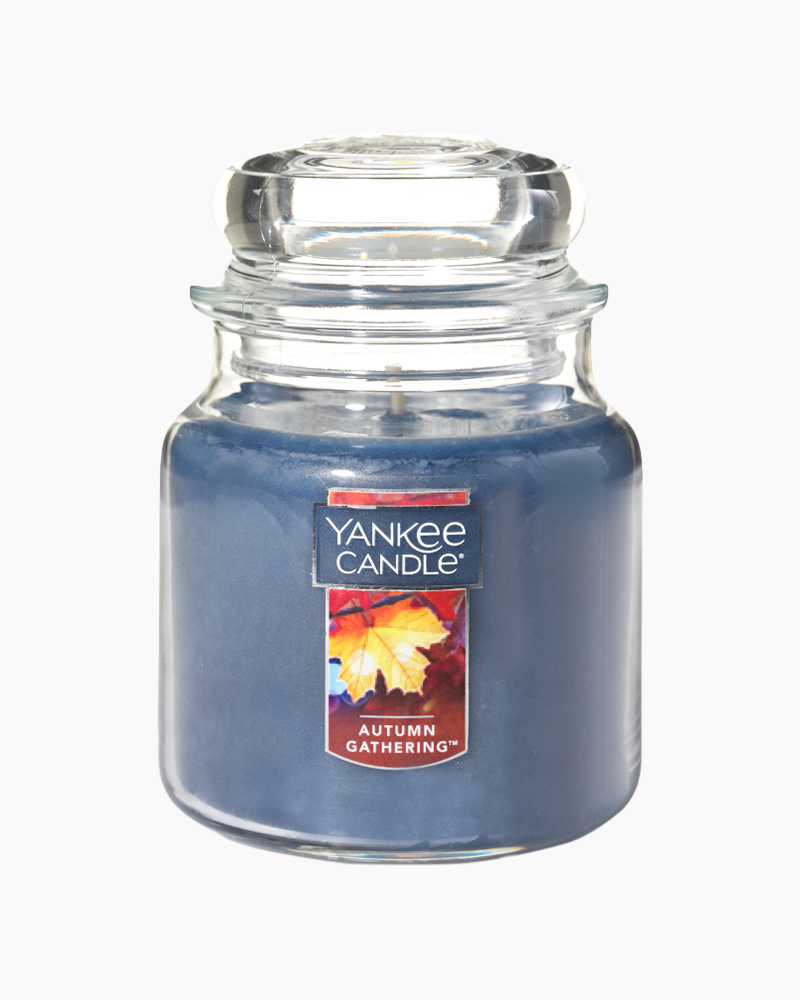 Yankee Candle Autumn Gathering Medium Jar Candle