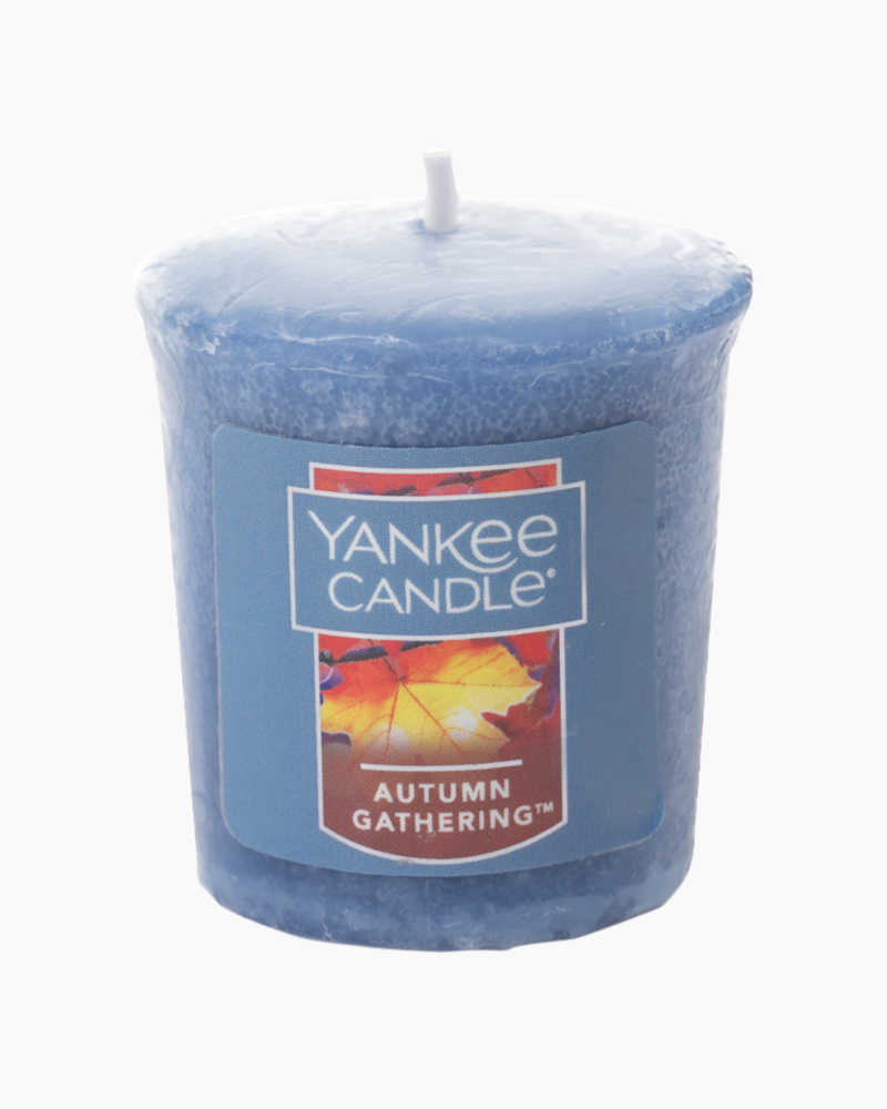 Yankee Candle Autumn Gathering Samplers Votive Candle