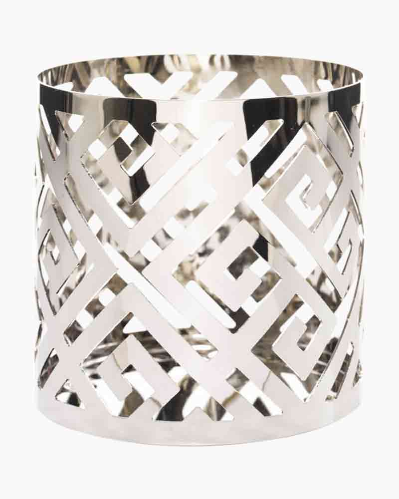 Yankee Candle Greek Isle Metal Jar Candle Holder