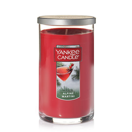 Yankee Candle Alpine Martini Medium Perfect Pillar Candle