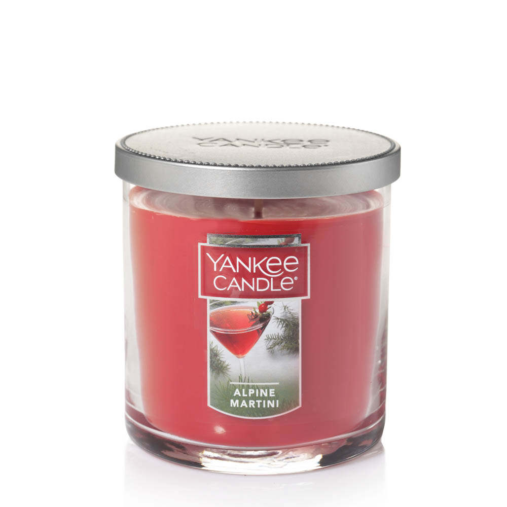 Yankee Candle Alpine Martini Regular Tumbler Candle