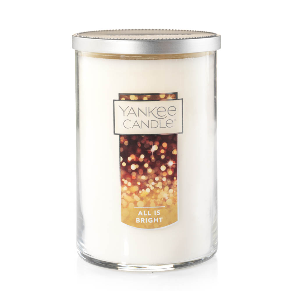 Yankee Candle All Is Bright Large 2-Wick Tumbler Candle