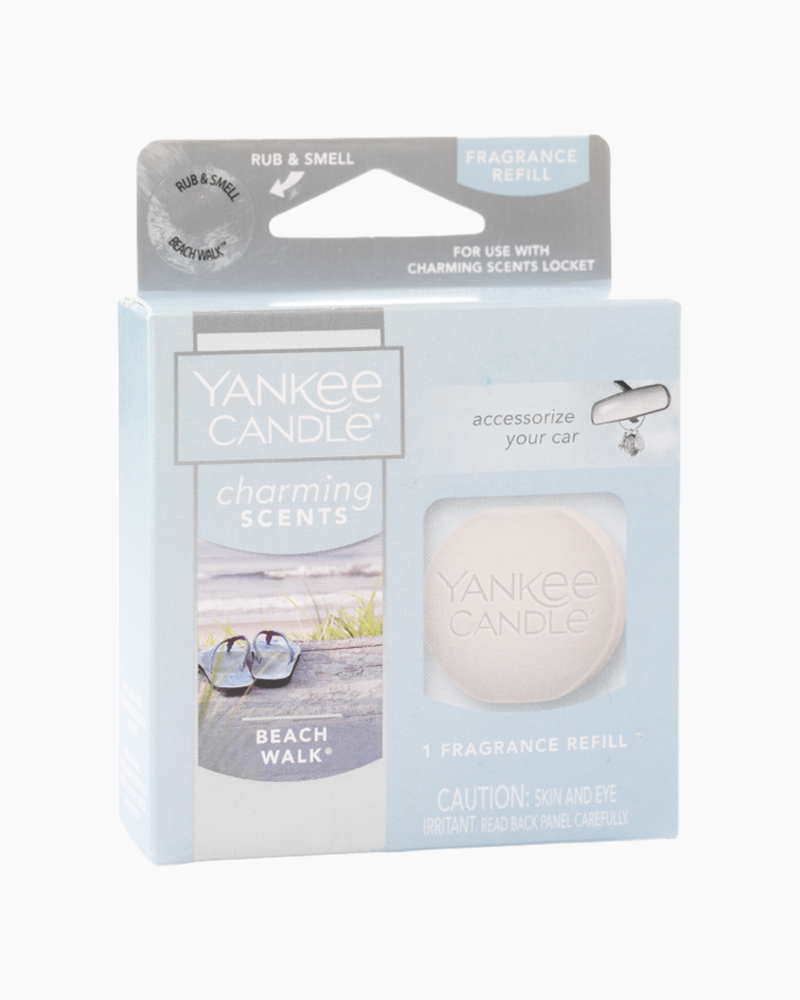 Yankee Candle Beach Walk Charming Scents Fragrance Refill
