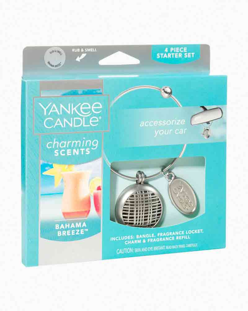 Yankee Candle Bahama Breeze Charming Scents Starter Set
