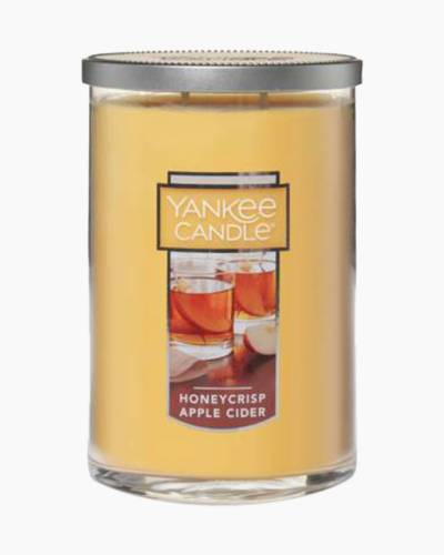 Honeycrisp Apple Cider Large 2-Wick Tumbler Candle