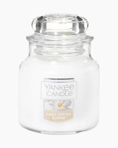 Early Spring Bloom Small Jar Candle