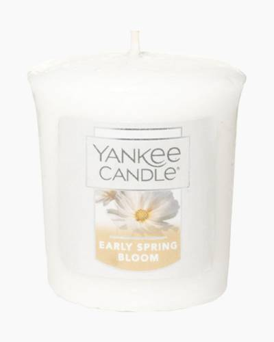 Early Spring Bloom Samplers Votive Candle