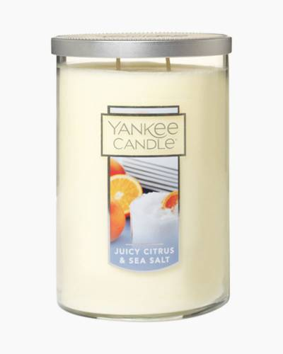 Juicy Citrus and Sea Salt Large 2-Wick Tumbler Candle