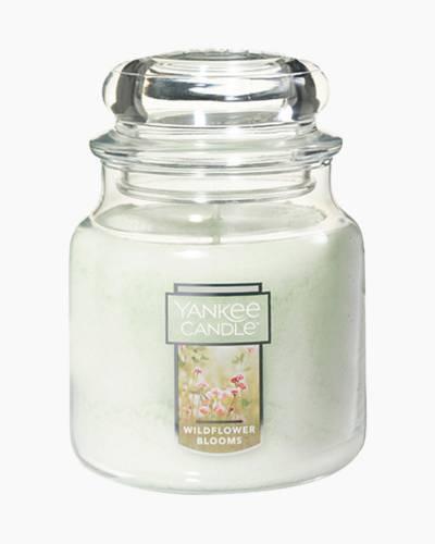 Wildflower Blooms Medium Jar Candle