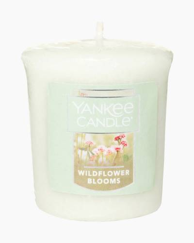 Wildflower Blooms Samplers Votive Candle