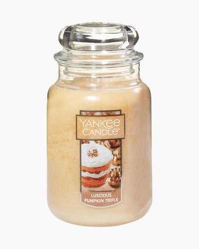 Luscious Pumpkin Trifle Large Jar Candle